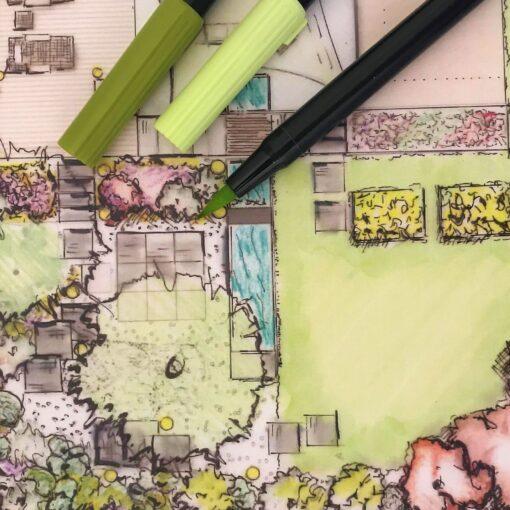 03 17 Gartengestaltung Marie Louise Grand