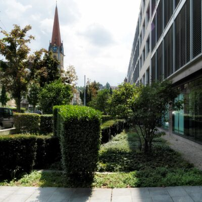 «Es Rundeli im Gundeli» Freiräume entdecken – ein Quartierspaziergang