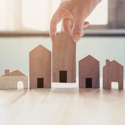 Halten von Immobilien in einer Gesellschaft