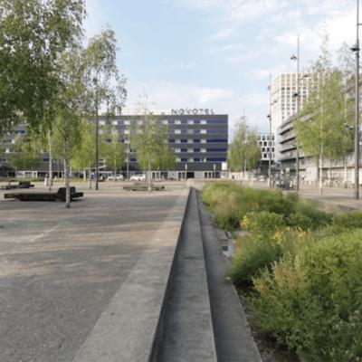 Klimastadtrundgang Zürich West