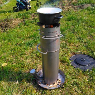 Terra Preta – Kompost und Pflanzenkohle