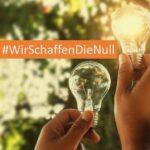 #WirSchaffenDieNull – Jetzt mitmachen!