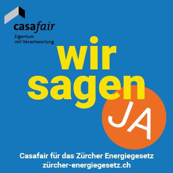Ja zum Zürcher Energiegesetz: Podium in Bülach