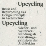 Buch «Upcycling»