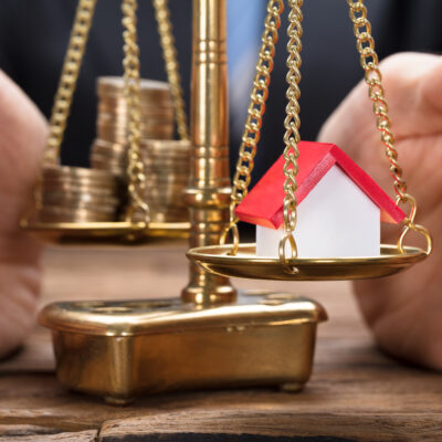 Die Immobilienpreise im Höhenflug