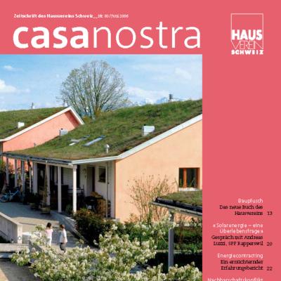 casanostra 80 | Juni 2006