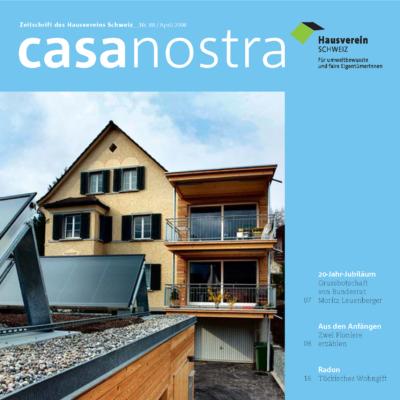 casanostra 88 | April 2008