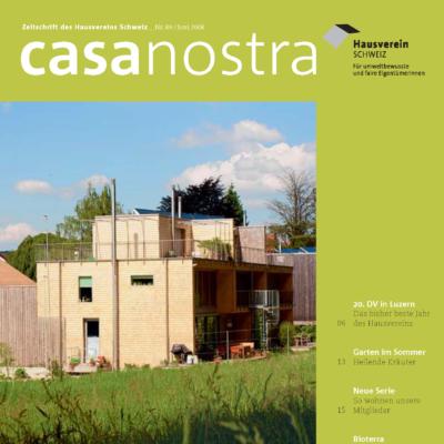 casanostra 89 | Juni 2008