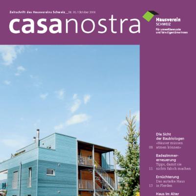 casanostra 91 | Oktober 2008