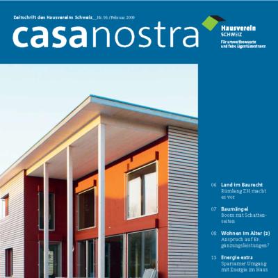 casanostra 93 | Februar 2009