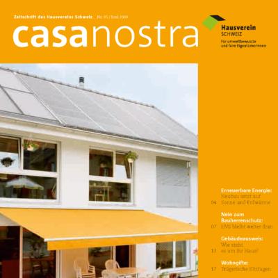 casanostra 95 | Juni 2009