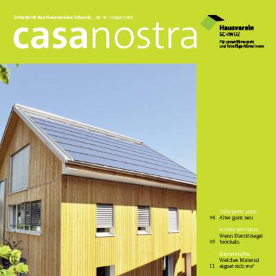 casanostra 96 | August 2009