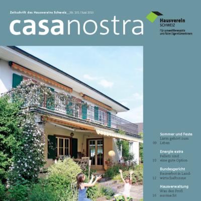 casanostra 101 - Juni 2010