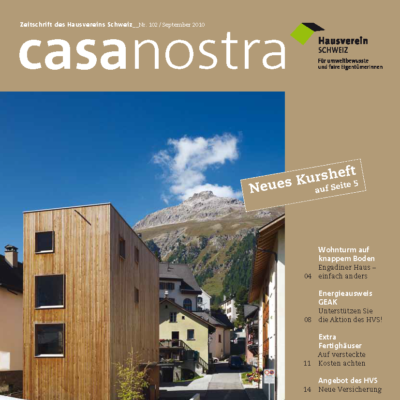 casanostra 102 - September 2010