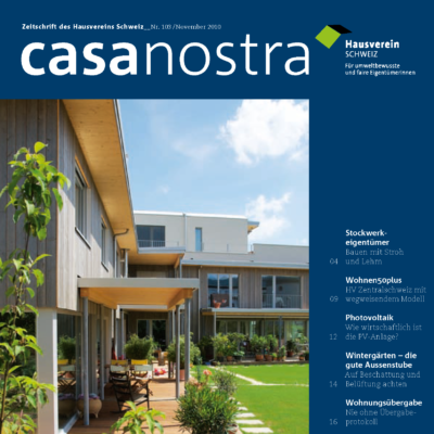 casanostra 103 | November 2010