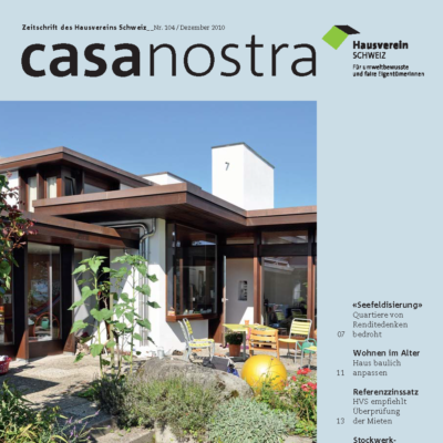 casanostra 104 - Dezember 2010