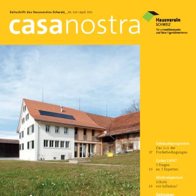 casanostra 106 - April 2011