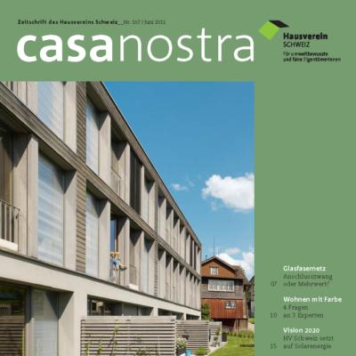 casanostra 107 | Juni 2011