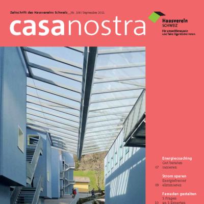 casanostra 108 - September 2011