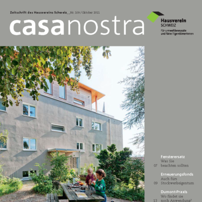 casanostra 109 - Oktober 2011