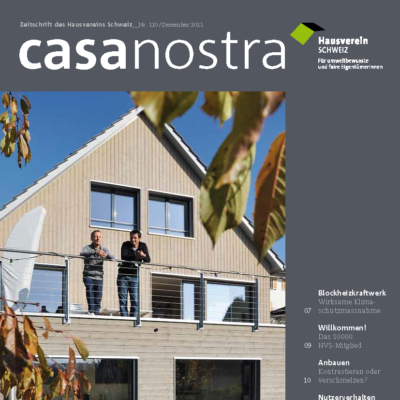 casanostra 110 - Dezember 2011