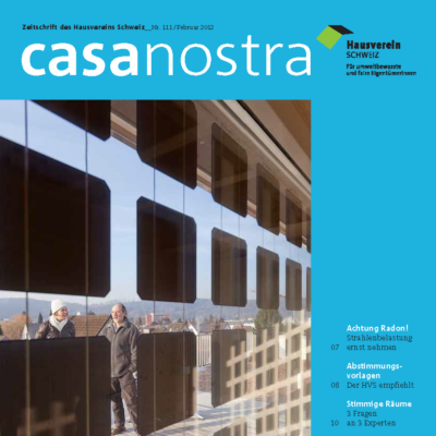 casanostra 111 - Februar 2012