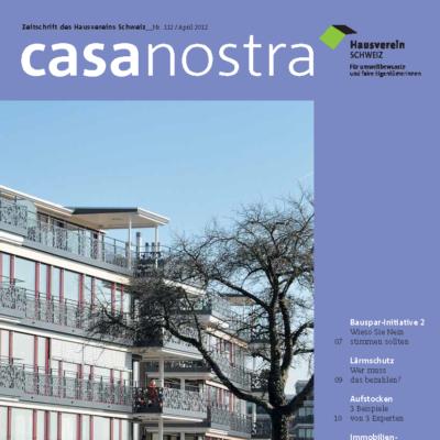 casanostra 112 - April 2012
