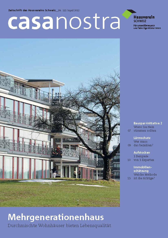 casanostra 112 | April 2012