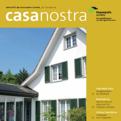 casanostra 113 | Juni 2012