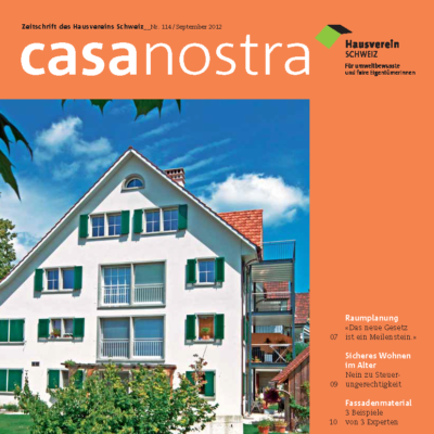 casanostra 114 - September 2012