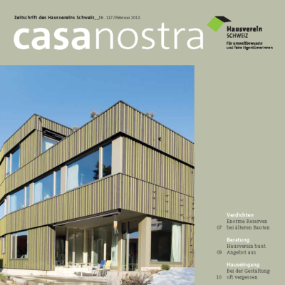 casanostra 117 - Februar 2013