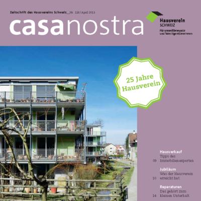 casanostra 118 | April 2013