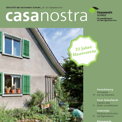 casanostra 120 | September 2013