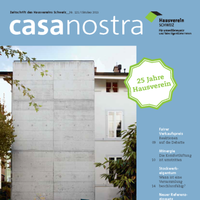 casanostra 121 - Oktober 2013