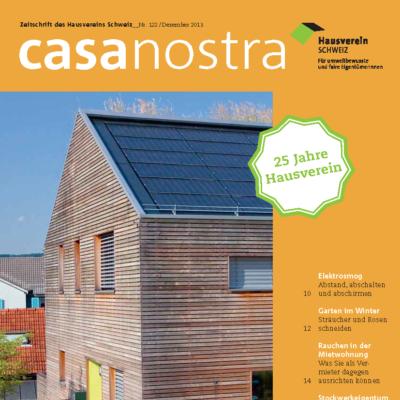 casanostra 122 - Dezember 2013