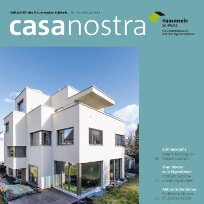 casanostra 123 - Februar 2014
