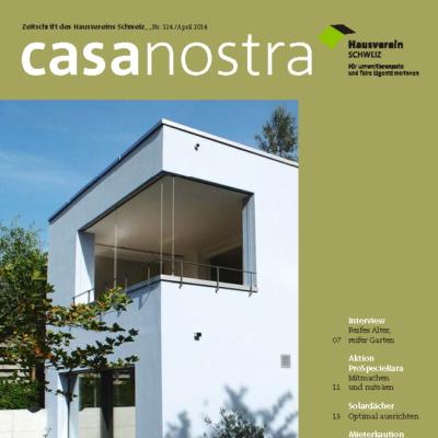casanostra 124 | April 2014