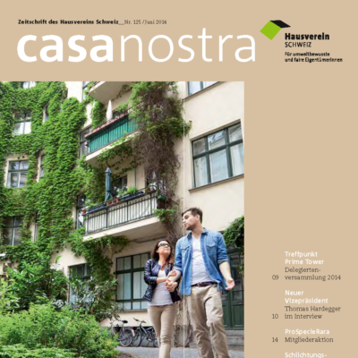 casanostra 125 - Juni 2014