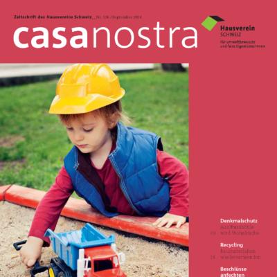 casanostra 126 | September 2014