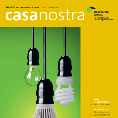 casanostra 127 - Oktober 2014