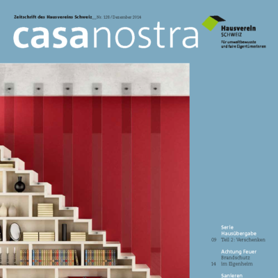 casanostra 128 - Dezember 2014