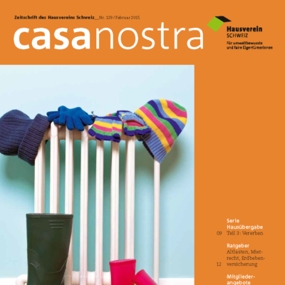 casanostra 129 | Februar 2015