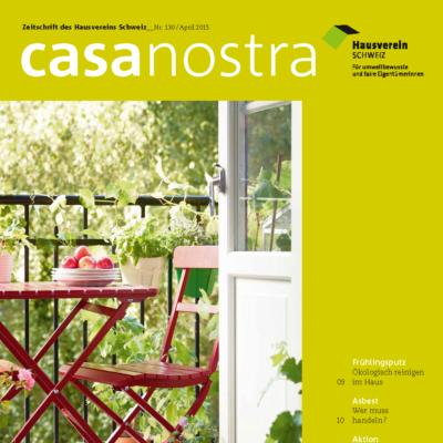 casanostra 130 | April 2015