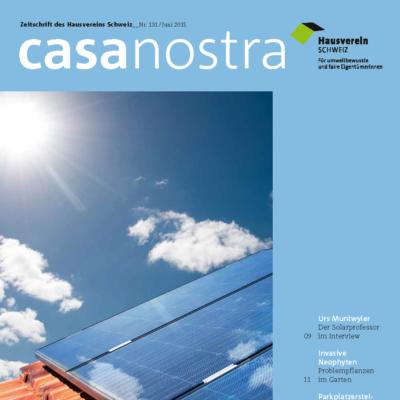 casanostra 131 | Juni 2015