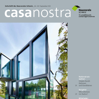 casanostra 132 | September 2015