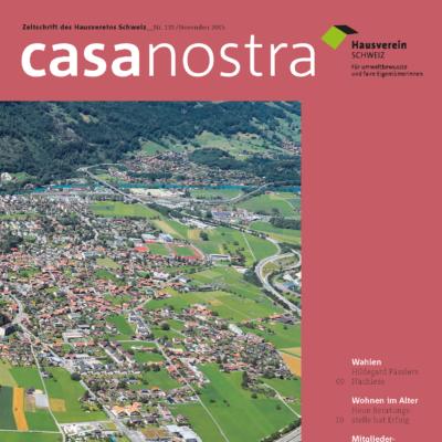 casanostra 133 - November 2015