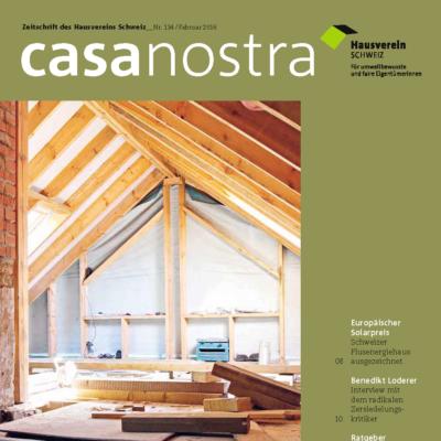 casanostra 134 | Februar 2016