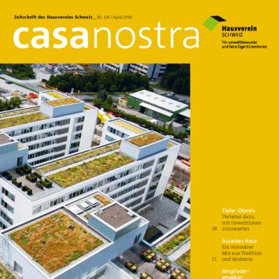 casanostra 135 | April 2016
