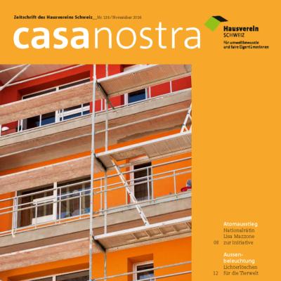 casanostra 138 - November 2016