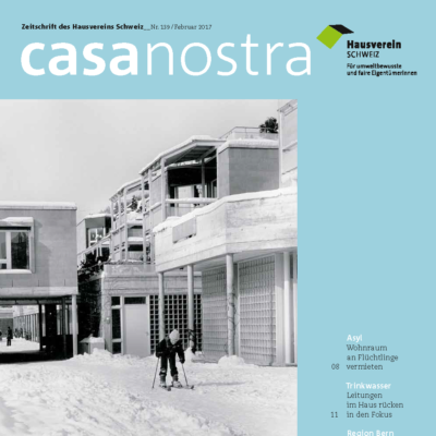 casanostra 139 - Februar 2017